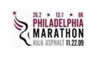 The Philadelphia Marathon promo codes