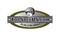 TopSpecUS promo codes