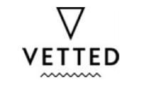 Vetted Shop promo codes