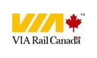 VIA Rail Canada Promo Codes