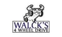 Walck''s 4 Wheel Drive promo codes