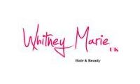 Whitney Marie Promo Codes