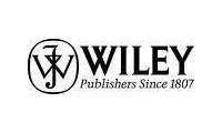 Wiley promo codes
