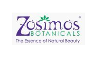 Zosimos Botanicals Handcrafted Mineral Cosmetics Promo Codes